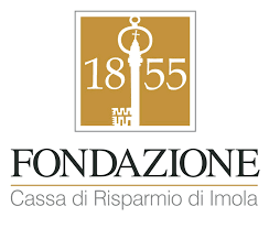 Logo fondazione cassa di risparmio di Imola
